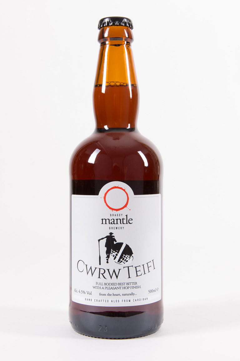 Cwrw Teifi ale by Mantle Brewery