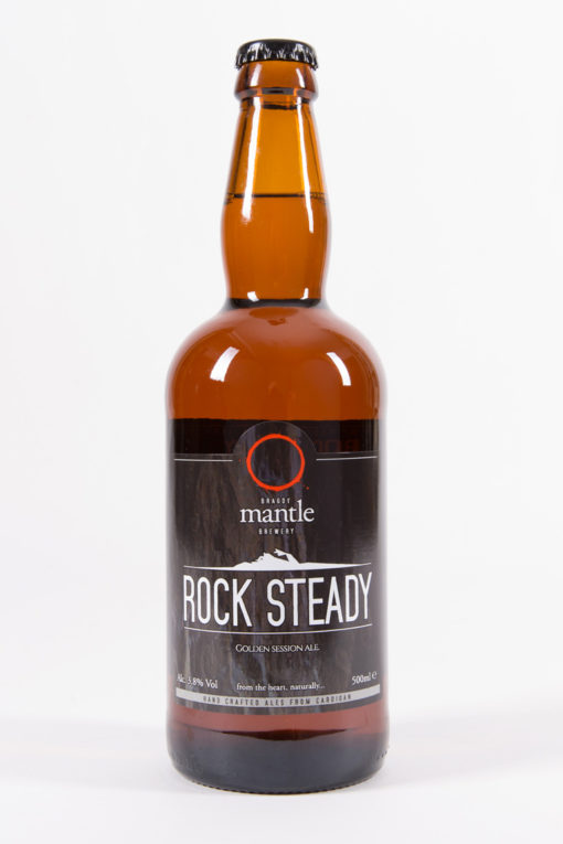 Rock Steady ale by Mantle Brewery