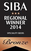 Bronze Award Dark Heart Speciality Beers