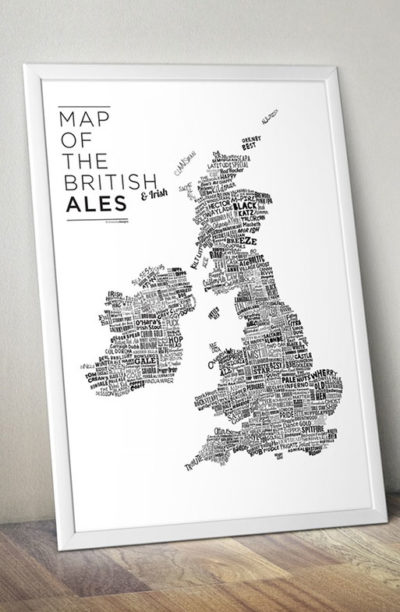 Ale Map of Britain