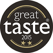Great Taste Award 2 Star Dis-mantle